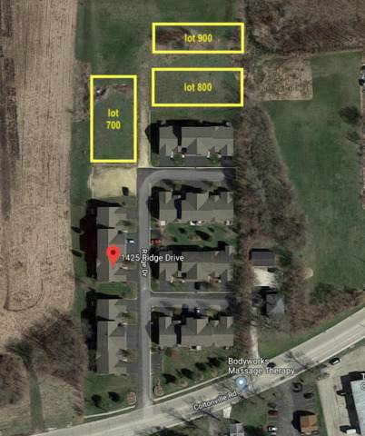 Lots 700, 800, 900 Ridge Drive, Sycamore, IL 60178 (MLS #10687482) :: RE/MAX IMPACT