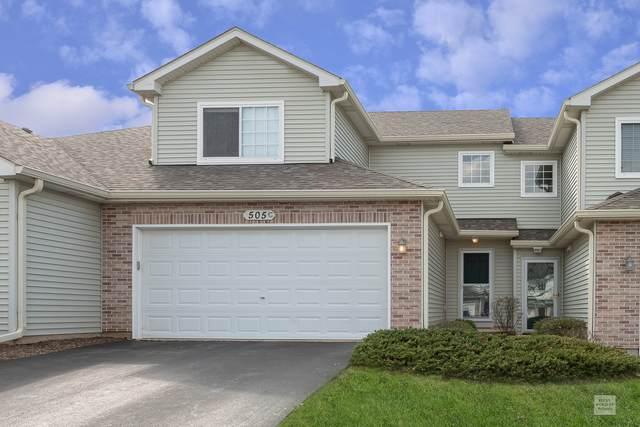 505 Glen Drive C, Sugar Grove, IL 60554 (MLS #10687843) :: Century 21 Affiliated