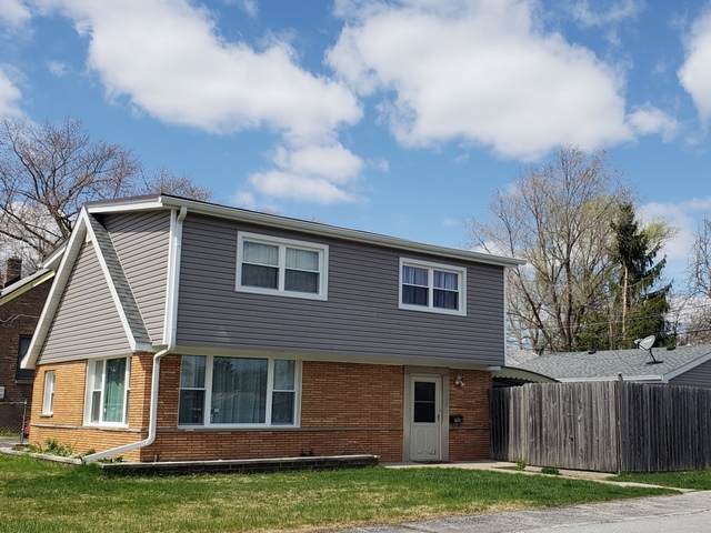 3700 W 116th Street, Alsip, IL 60803 (MLS #10687894) :: Property Consultants Realty