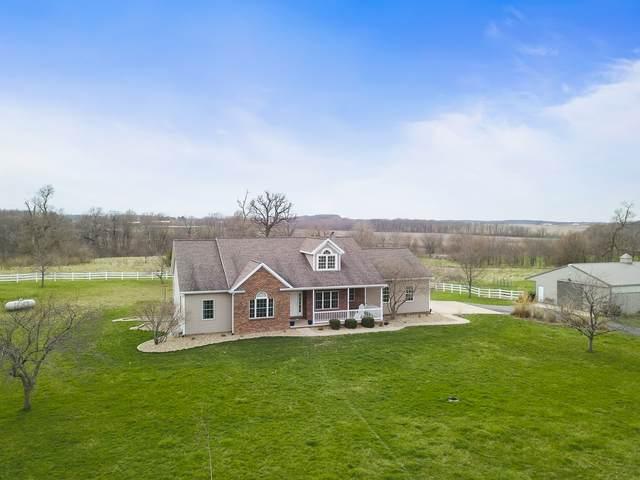 22668 N 950 East Road E, Carlock, IL 61725 (MLS #10688190) :: BN Homes Group