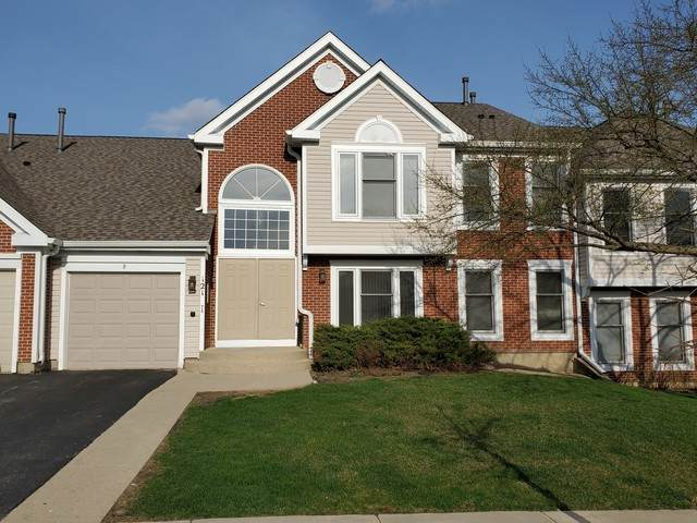 121 Red Fox Lane B, Elk Grove Village, IL 60007 (MLS #10688273) :: Property Consultants Realty