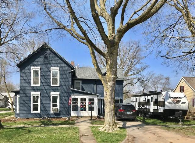 210 S 3rd Street, Fairbury, IL 61739 (MLS #10688819) :: Property Consultants Realty