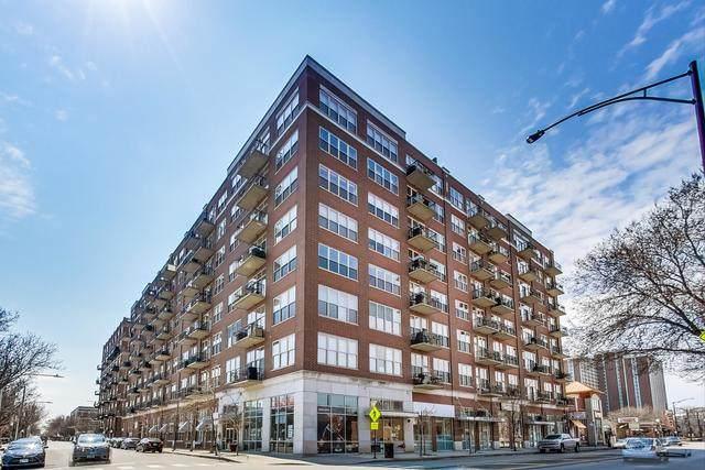 6 S Laflin Street 108S, Chicago, IL 60607 (MLS #10689272) :: John Lyons Real Estate