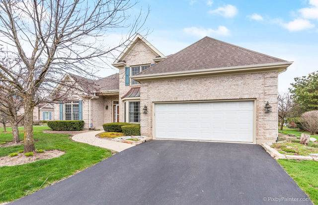 4008 Royal And Ancient Drive, St. Charles, IL 60174 (MLS #10689313) :: Littlefield Group