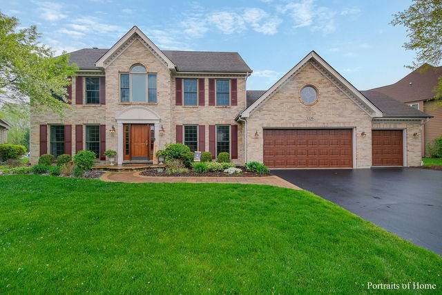 1206 Thoroughbred Circle, St. Charles, IL 60174 (MLS #10690062) :: O'Neil Property Group