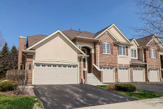 564 Harvey Lake Drive, Vernon Hills, IL 60061 (MLS #10690445) :: Helen Oliveri Real Estate