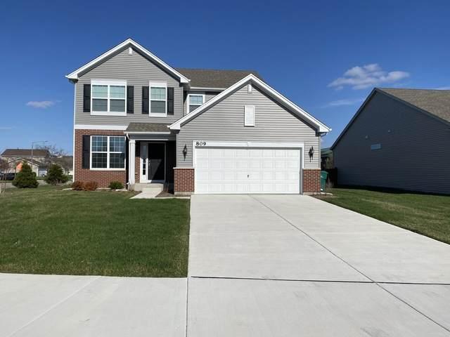 809 Richards Drive, Shorewood, IL 60404 (MLS #10690781) :: Touchstone Group