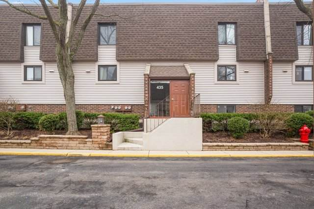 435 Elm Street 4-I, Deerfield, IL 60015 (MLS #10691449) :: The Spaniak Team