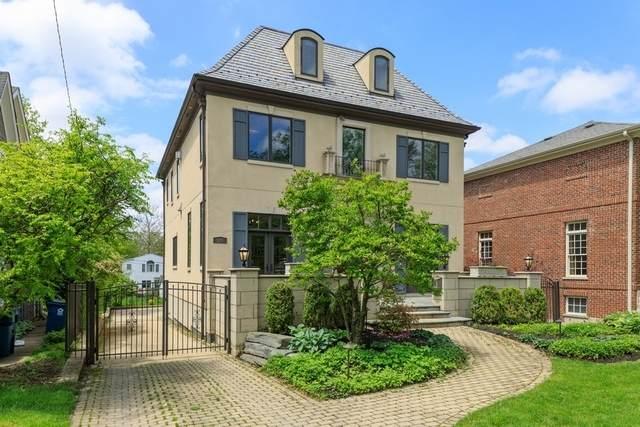 538 N Grant Street, Hinsdale, IL 60521 (MLS #10691568) :: The Wexler Group at Keller Williams Preferred Realty