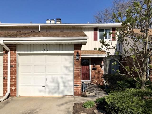 1569 S Prospect Street, Wheaton, IL 60189 (MLS #10691716) :: Littlefield Group