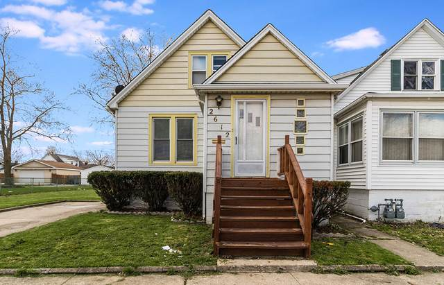 2612 Jackson Avenue, South Chicago Heights, IL 60411 (MLS #10691945) :: Jacqui Miller Homes