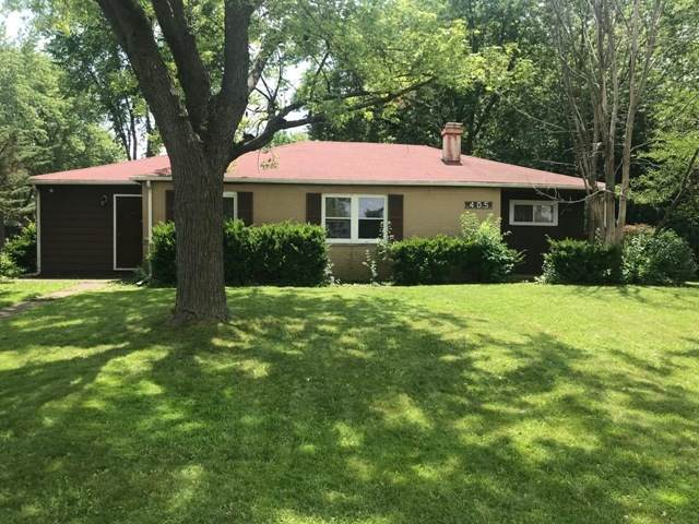 405 Arizona Boulevard, Hoffman Estates, IL 60169 (MLS #10692139) :: Angela Walker Homes Real Estate Group
