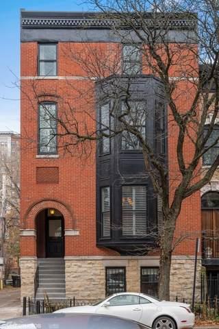 2145 N Sedgwick Street, Chicago, IL 60614 (MLS #10692196) :: Touchstone Group