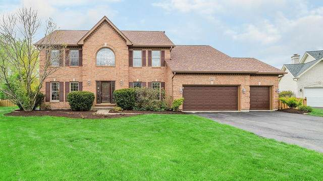 2612 Bangert Court, Naperville, IL 60564 (MLS #10692527) :: Ani Real Estate