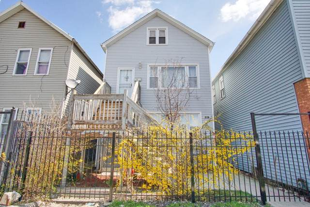 4845 S Loomis Boulevard, Chicago, IL 60609 (MLS #10693016) :: Angela Walker Homes Real Estate Group