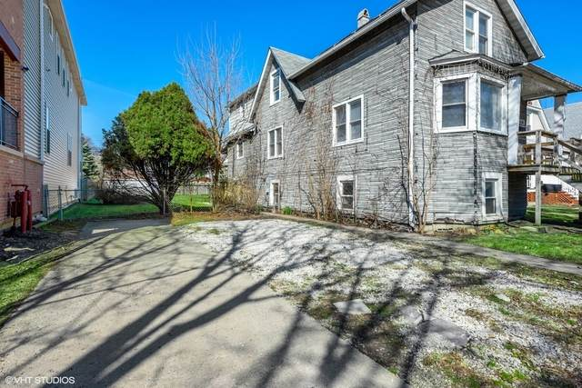 4436 N Kilbourn Avenue, Chicago, IL 60630 (MLS #10693146) :: Property Consultants Realty