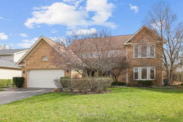 405 Newtown Drive, Buffalo Grove, IL 60089 (MLS #10693244) :: Helen Oliveri Real Estate