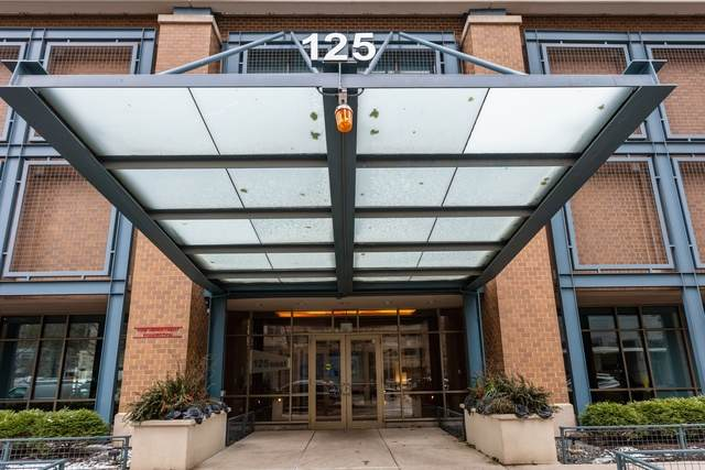 125 E 13th Street #705, Chicago, IL 60605 (MLS #10693840) :: Angela Walker Homes Real Estate Group