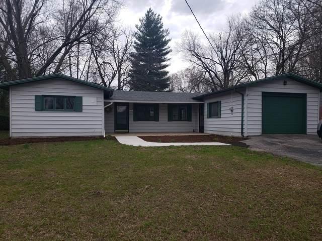 215 W Mckinley Street, Waterman, IL 60556 (MLS #10694048) :: Littlefield Group