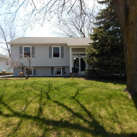 2411 Deerpath Drive, Lindenhurst, IL 60046 (MLS #10694520) :: Century 21 Affiliated