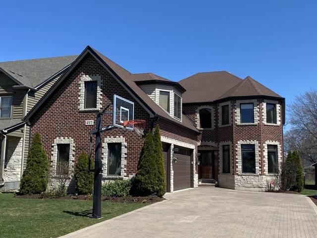 497 N Howard Avenue, Elmhurst, IL 60126 (MLS #10695301) :: Property Consultants Realty