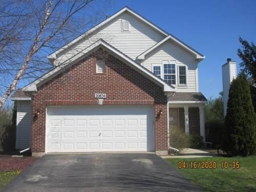 20834 W Brookdale Court, Plainfield, IL 60544 (MLS #10695386) :: Janet Jurich