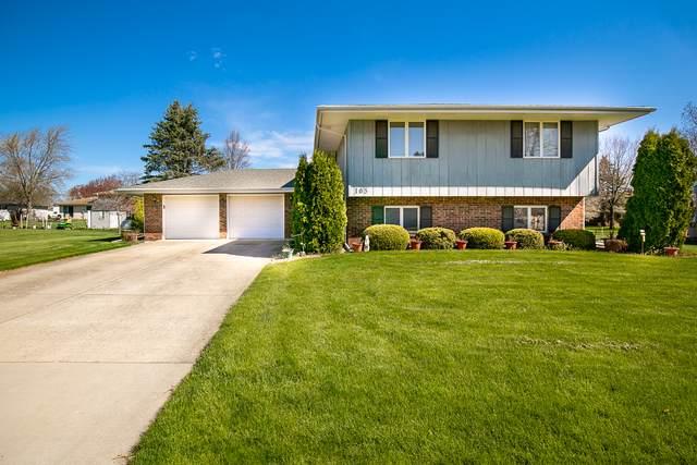 105 Cindy Drive, Lexington, IL 61753 (MLS #10695426) :: Jacqui Miller Homes