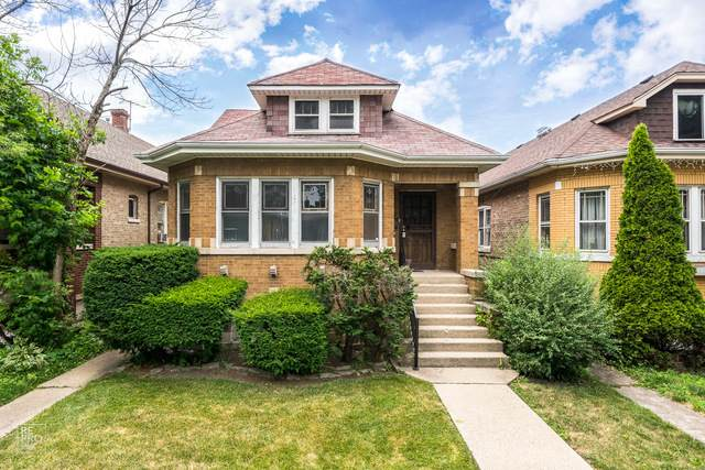 3026 N Monitor Avenue, Chicago, IL 60634 (MLS #10695736) :: Littlefield Group