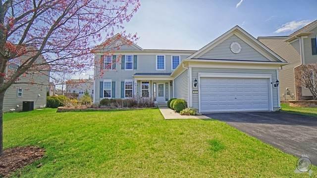 312 Parker Place, Oswego, IL 60543 (MLS #10695740) :: O'Neil Property Group