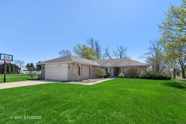 272 Miller Street, Beecher, IL 60401 (MLS #10695848) :: Property Consultants Realty