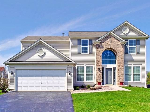 235 S Cranberry Street, Bolingbrook, IL 60490 (MLS #10696076) :: Angela Walker Homes Real Estate Group