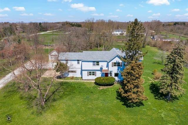 1816 W Eagle Lake Road, Beecher, IL 60401 (MLS #10696905) :: Property Consultants Realty