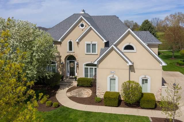 3447 White Eagle Drive, Naperville, IL 60564 (MLS #10697056) :: Ani Real Estate