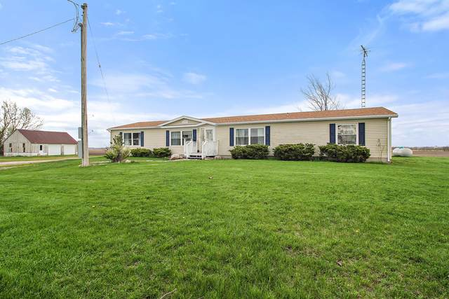 1752 N 1600E Road, Thawville, IL 60968 (MLS #10698820) :: Property Consultants Realty