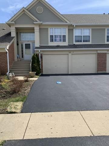 343 Ashford Circle #2, Bartlett, IL 60103 (MLS #10698850) :: John Lyons Real Estate