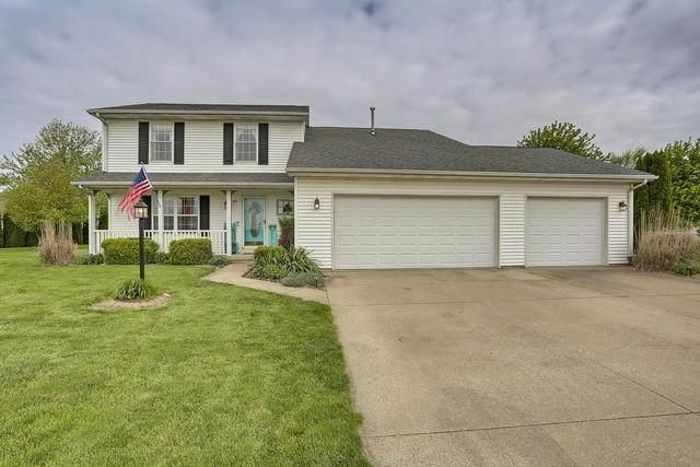 405 S Calhoun Street, TOLONO, IL 61880 (MLS #10698856) :: Jacqui Miller Homes