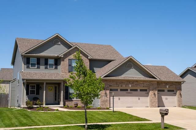 2007 Savanna Drive, Champaign, IL 61822 (MLS #10699016) :: Jacqui Miller Homes