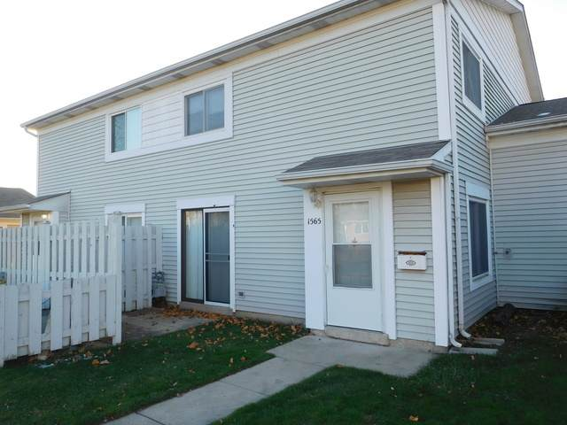 1687 Cornell Drive, Hoffman Estates, IL 60169 (MLS #10699208) :: Property Consultants Realty