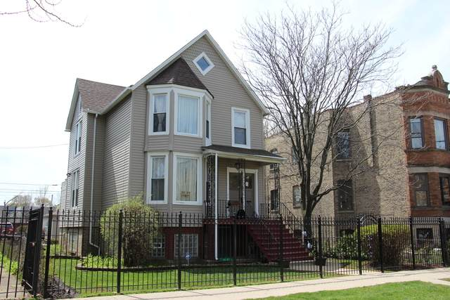 3325 W Palmer Street W, Chicago, IL 60647 (MLS #10699488) :: The Mattz Mega Group