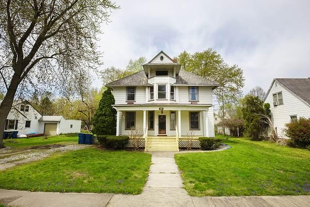 514 Maple Street, Chenoa, IL 61726 (MLS #10699542) :: Property Consultants Realty