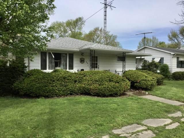 410 S Broadway Street, NEWMAN, IL 61942 (MLS #10699881) :: Jacqui Miller Homes