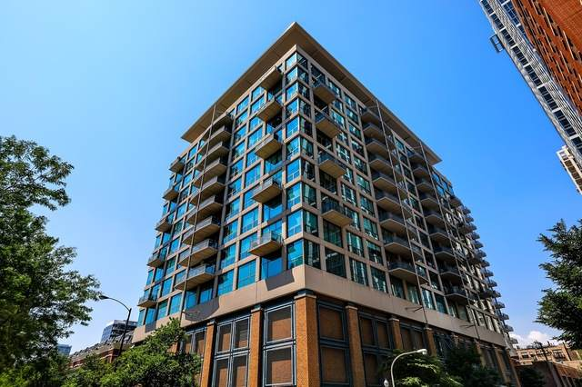 125 E 13th Street #1114, Chicago, IL 60605 (MLS #10700156) :: Property Consultants Realty