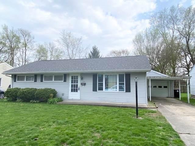 1012 Englewood Drive, Rantoul, IL 61866 (MLS #10700421) :: Ryan Dallas Real Estate