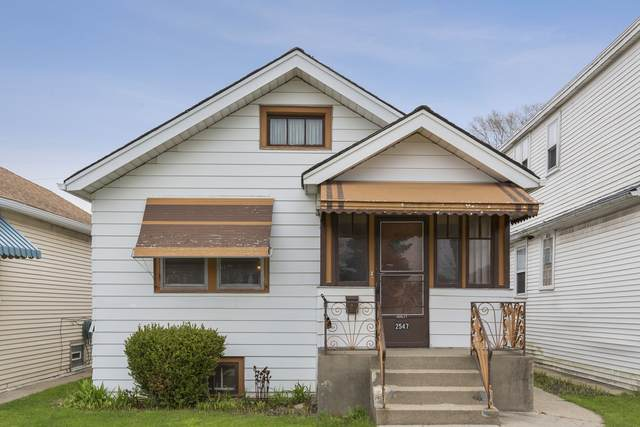 2547 N New England Avenue, Chicago, IL 60707 (MLS #10700451) :: Littlefield Group