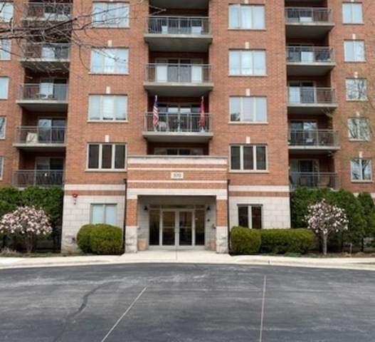 370 S Western Avenue #201, Des Plaines, IL 60016 (MLS #10700596) :: John Lyons Real Estate