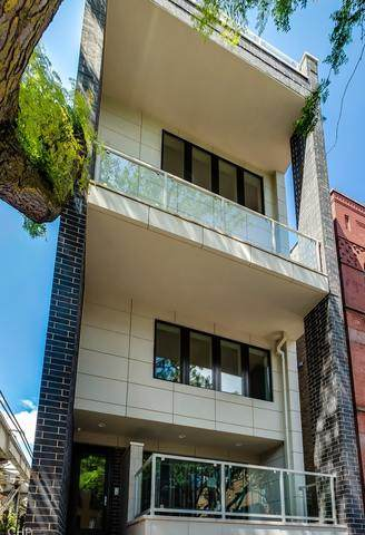 1542 N Hudson Avenue 2F, Chicago, IL 60610 (MLS #10700636) :: Littlefield Group