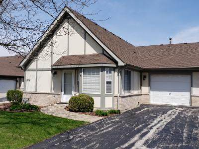 1870 Willow Circle Drive #1870, Crest Hill, IL 60403 (MLS #10700850) :: Property Consultants Realty