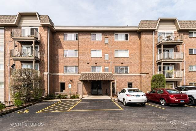 4500 Beau Monde Drive #206, Lisle, IL 60532 (MLS #10701582) :: Property Consultants Realty