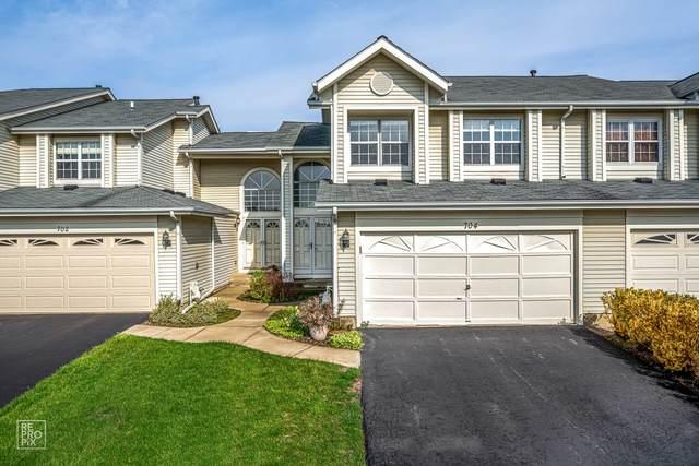 704 Newbury Lane, Schaumburg, IL 60173 (MLS #10701678) :: Property Consultants Realty