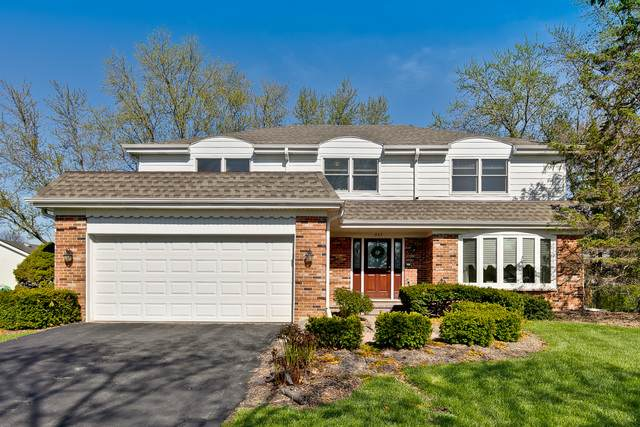 457 S Kensington Court, Palatine, IL 60067 (MLS #10701699) :: Property Consultants Realty